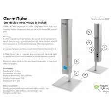 GTS-600, table stand