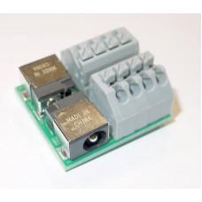 2,1mm DC plug junction