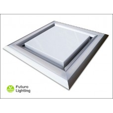 Catherina Square Basic, Design LED fixture 300x300 mm, 3000K (warm white)